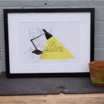 Anglepoise LIno Print