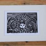 Ram Lino Print